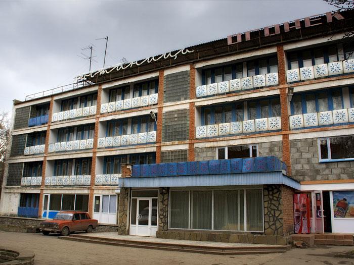 Хотель «ОГОНЁК»
