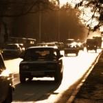 Новочеркасск. Весенний бульвар