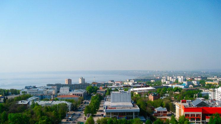 Город старика Крупского