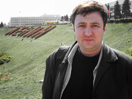 Ульяновск. На фоне Ленина