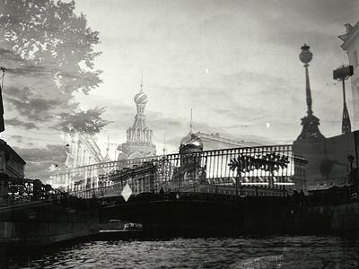 Призрачный Петроград