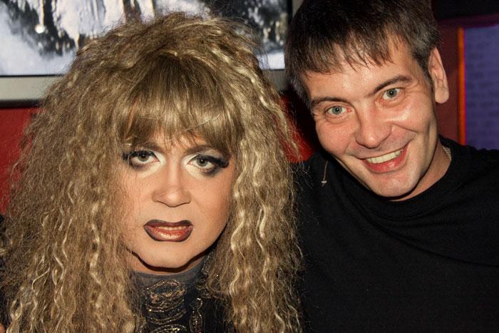 Ева Браун и Вовка-Масик