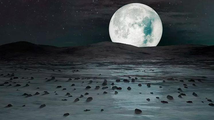 Полная Луна в Овне
