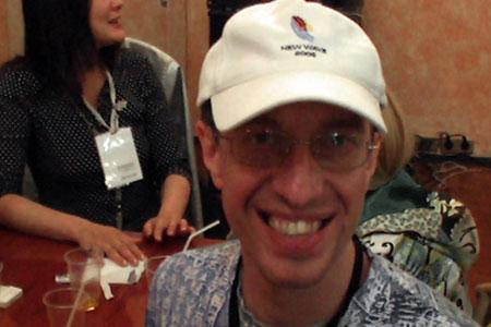 Брутальный журналист Сергей Соседов
