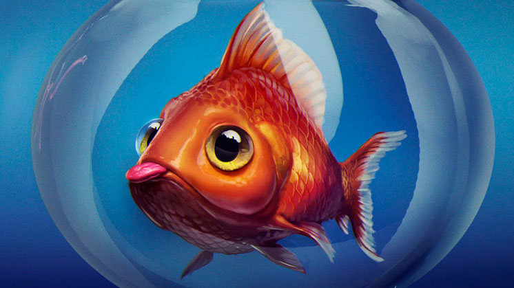 Золотая рыбка Елена Ваенга