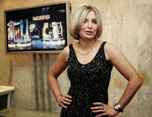 """Катерина Голицына на премии """"Шансон года"""" в Кремле"""
