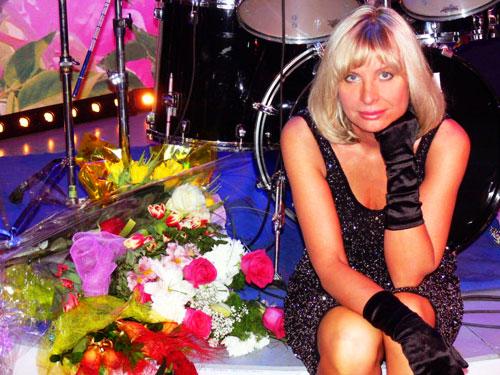 Катерина Голицына. Концерт «Девичник». КЗ «Мир»