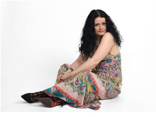 Певица КаСя. Фото Ирины Торговановой