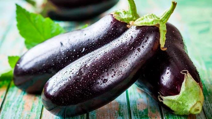 Фиолетовое чудо баклажан