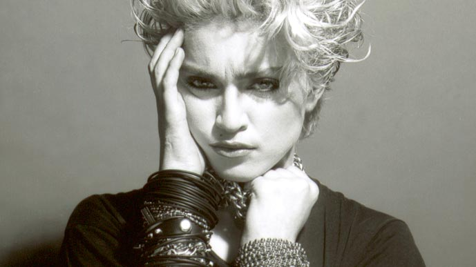 Мадонна в Санкт Петербурге