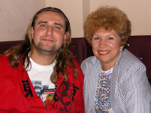 Наталья Нурмухамедова и Василий Козлов