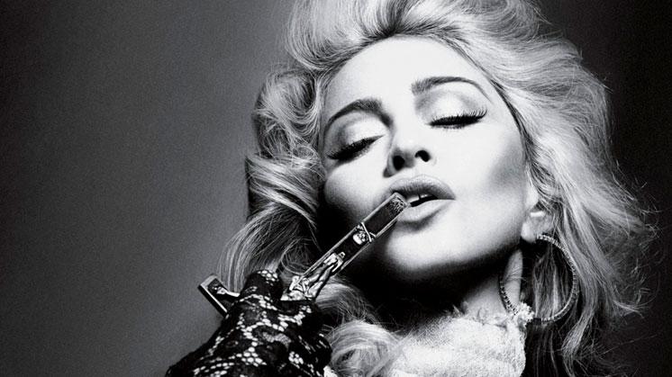 Снова о Мадонне