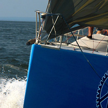 Море, солнце, яхта