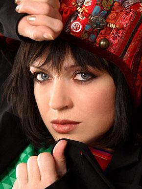 Любаша. Фото с сайта певицы www.lubasha.ru