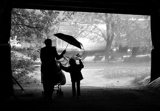 Непогода. Фото Emil Agaev