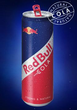 Red Bull Cola. Фото с сайта redbull.com