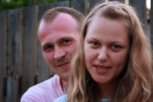 Костик и Маришка