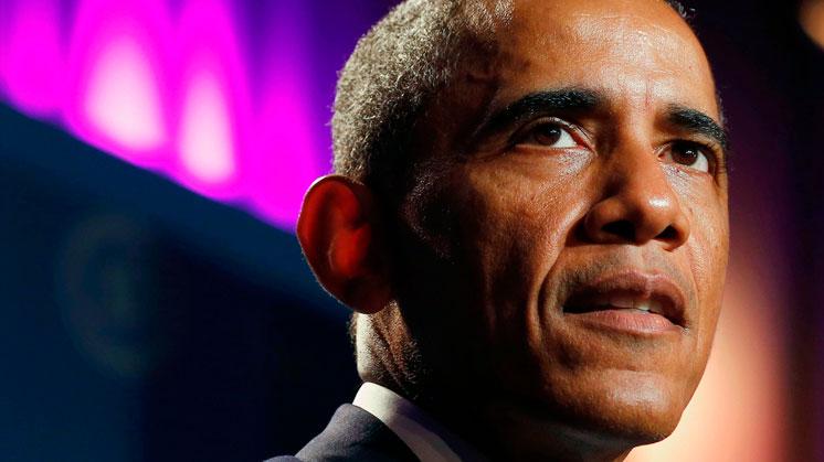 Обама! Спаси от России!