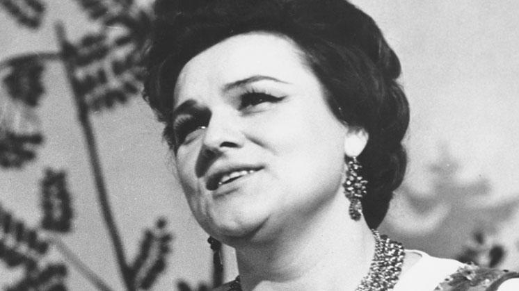 Умерла Людмила Зыкина