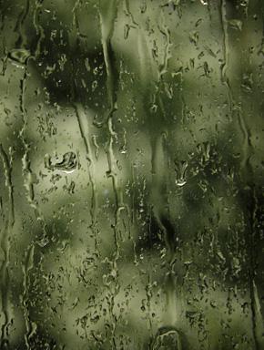 Дождь по стеклу...