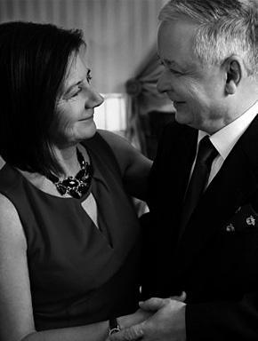 Мария и Лех Качиньский (Maria i Lech Kaczynski). Фото с официального сайта Президента Польши