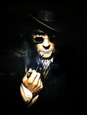 Шерлок Холмс. Кадр из фильма Гая Ричи «Шерлок Холмс» (Sherlock Holmes) 2009 год