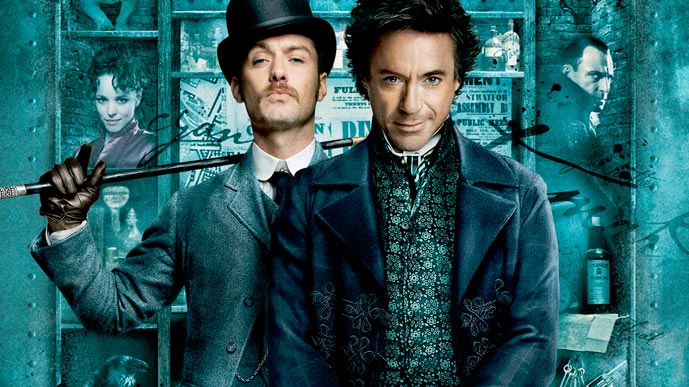 Знакомьтесь: Мистер Шерлок Холмс