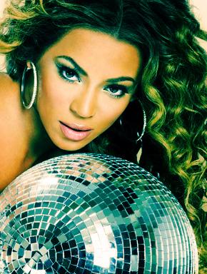 Певица Бейонсе (Beyonce)