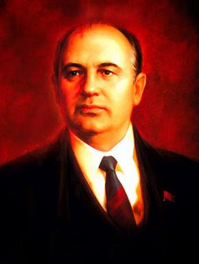 Отец Перестройки Михаил Горбачёв