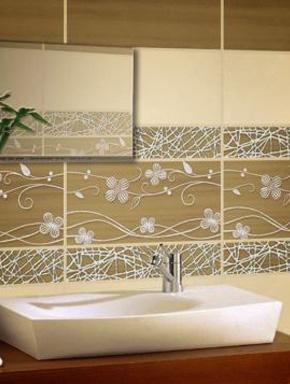 Новая плитка в ванной