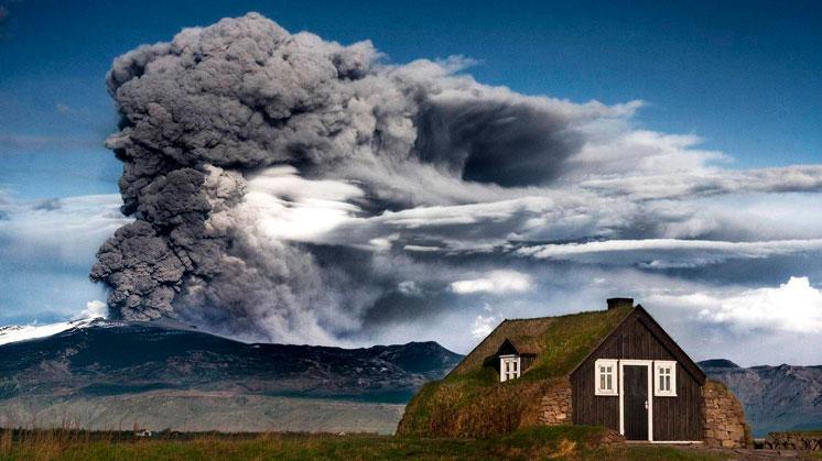 Посыпав Землю пеплом