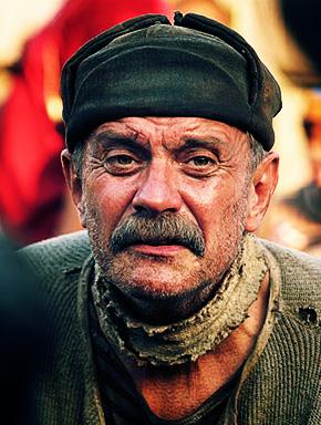 """Никита Михалков. Кадр из фильма """"Утомлённые солнцем 2: Предстояние"""""""