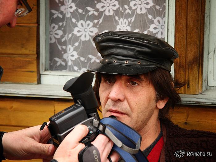 """Андрей Михайлов. На съёмках клипа """"Провинциалочка"""". Фото 10"""