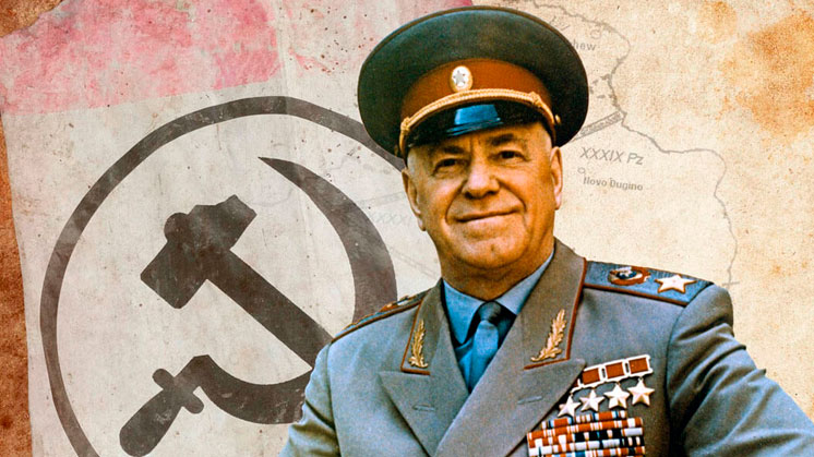 Маршал Жуков. Секретное интервью