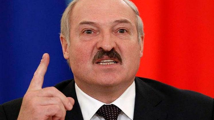 Очередная истерика Лукашенко