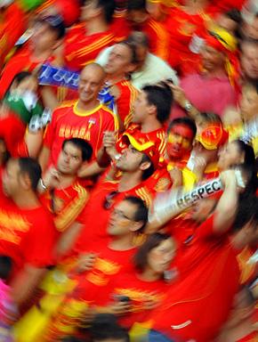 Испания - чемпион