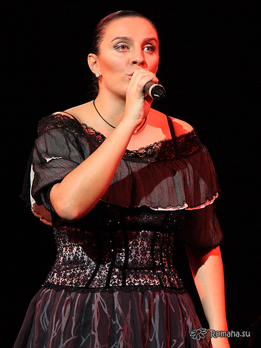 Елена Ваенга фото 3 в Театре Эстрады (фото Роман Данилин Https://zdorovsko.ru)
