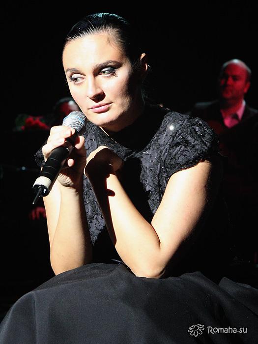 Елена Ваенга фото 4 в Театре Эстрады (фото Роман Данилин Https://zdorovsko.ru)