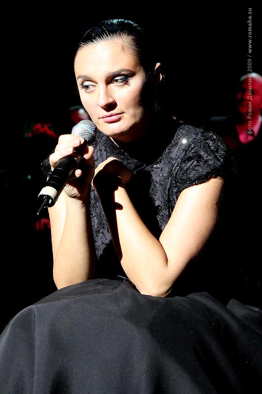 Елена Ваенга фото 4 в Театре Эстрады (фото Роман Данилин http://blog.romaha.su)