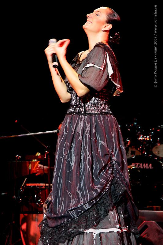 Елена Ваенга фото 5 в Театре Эстрады (фото Роман Данилин http://blog.romaha.su)