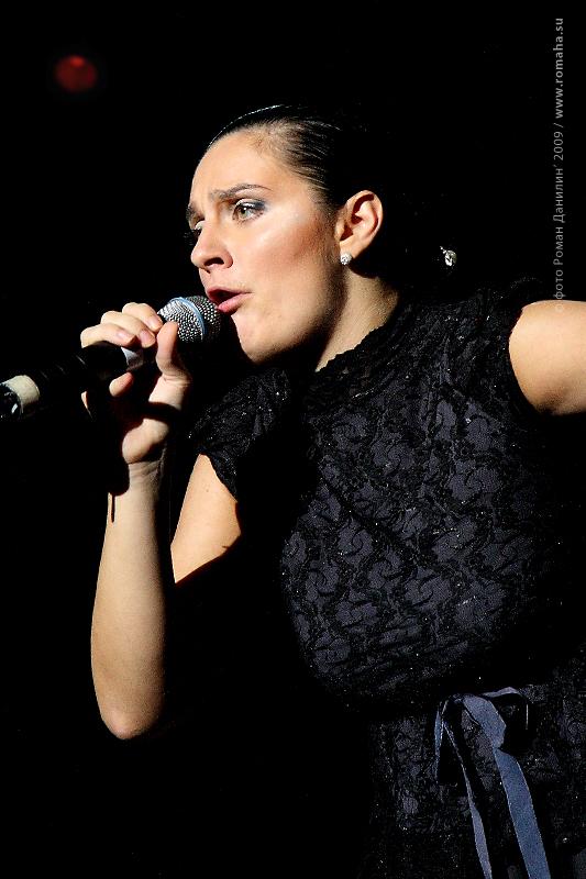 Елена Ваенга фото 2 в Театре Эстрады (фото Роман Данилин http://blog.romaha.su)