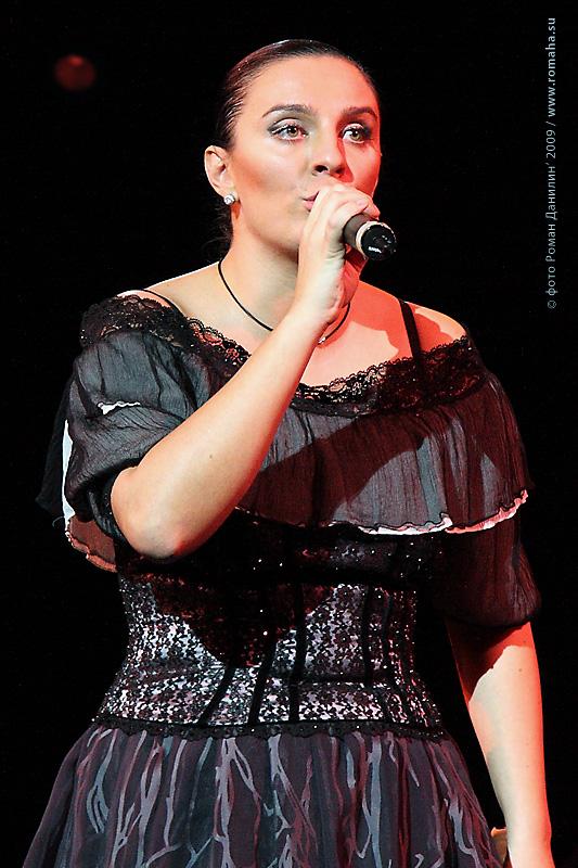 Елена Ваенга фото 3 в Театре Эстрады (фото Роман Данилин http://blog.romaha.su)
