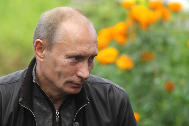 Владимир Путин. Фото с официального сайт Председателя Правительства РФ www.premier.gov.ru