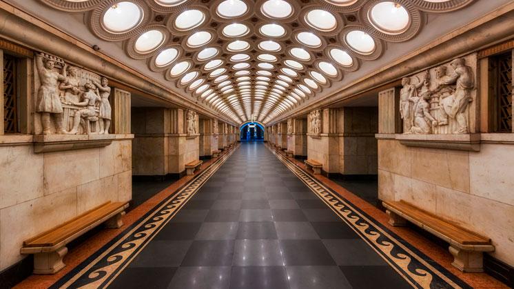 Новое кольцо московского метро