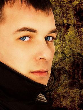 Макс Азаркин. © дизайн Роман Данилин' 2011 / www.romaha.su