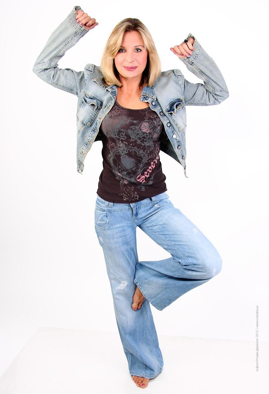 Железная леди русского шансона Катерина Голицына. © фото Роман Данилин' 2011 / www.romaha.su