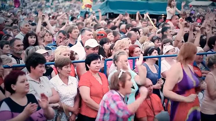Концерт в Акулово