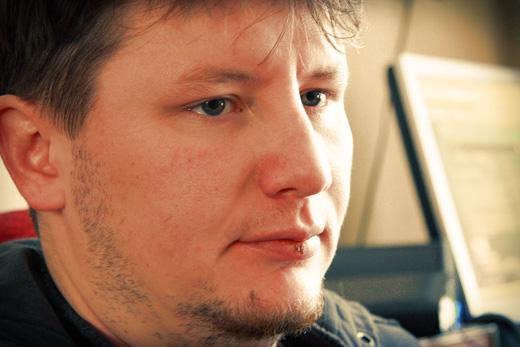 Руслан Волков © фото Роман Данилин' 2009 / www.RomanDanilin.ru