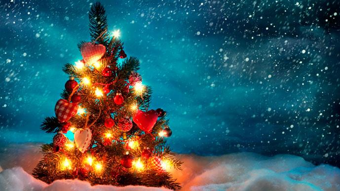 С Рождеством, дорогие мои!
