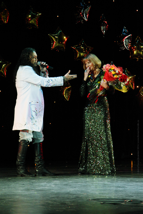 Катерина Голицына и Игорь Наджиев